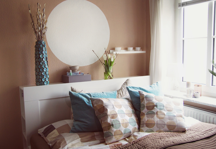 HOME INSPIRATION: NEW BEDROOM COLOURS - LINA MALLON