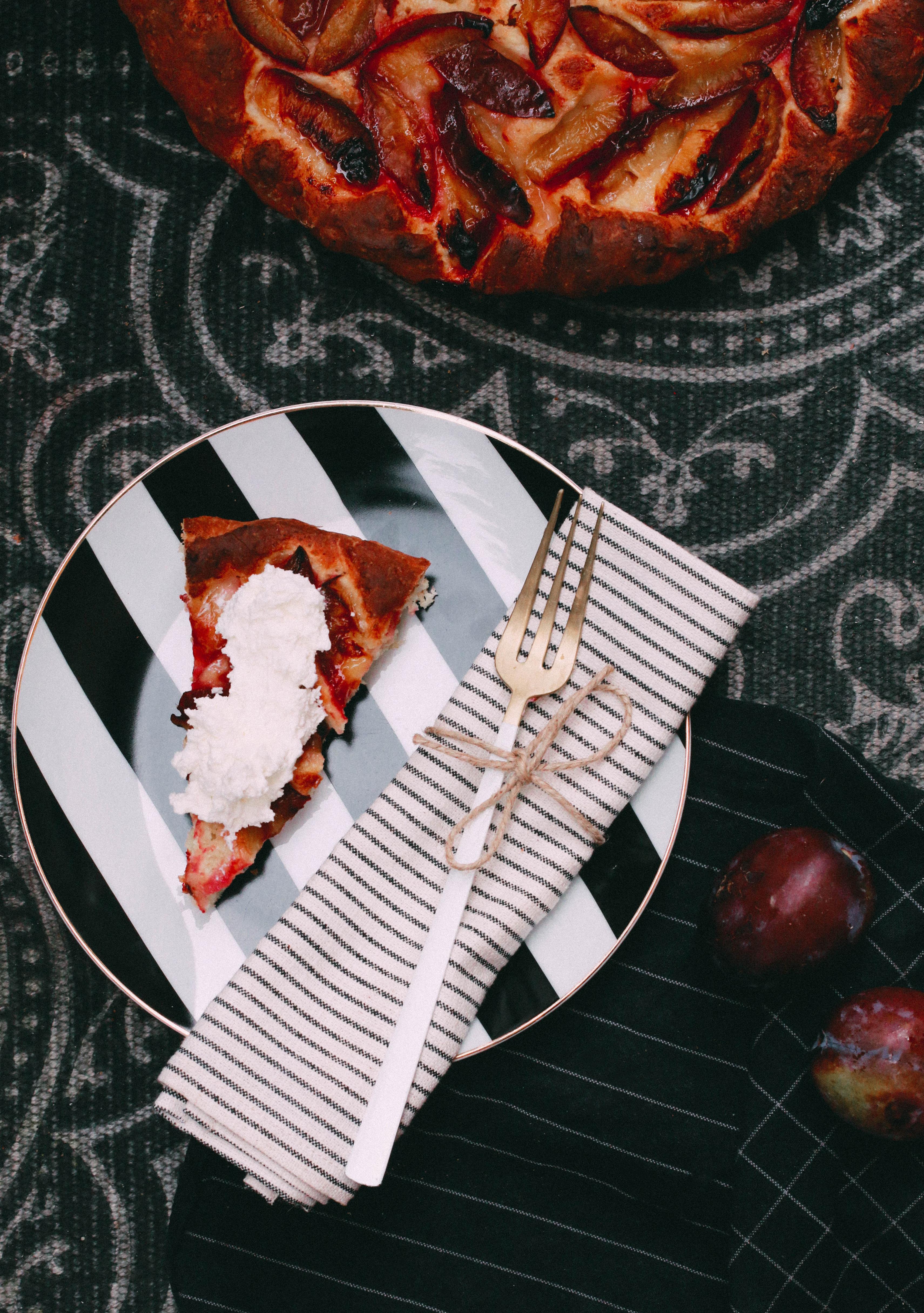 Food Einfacher Pflaumenkuchen Fur Alle Die Nicht Backen Konnen